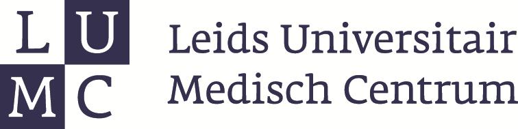 Logo: Leids Universitair Medisch Centrum