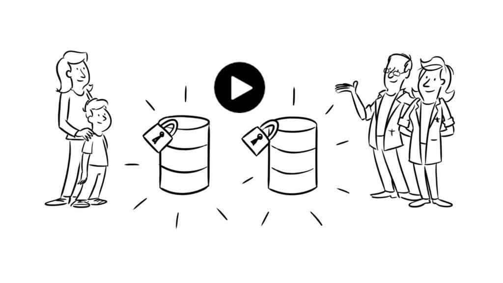 animatie landelijke registratie en biobank